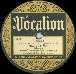 Vocalion Records (1920s)